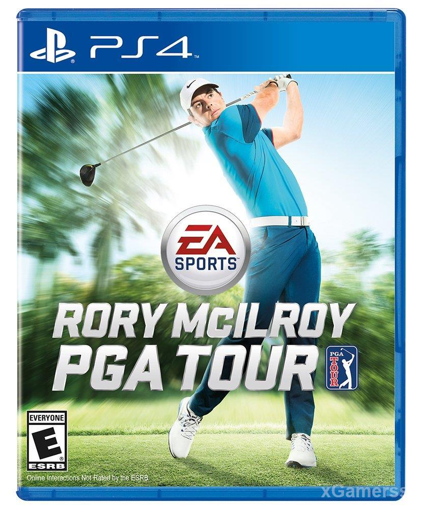 Rory McIlroy PGA Tour - top rated golf game