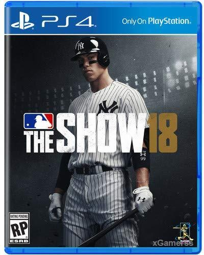 MLB The Show 18 - great video game where you can learn a lot about this great sport