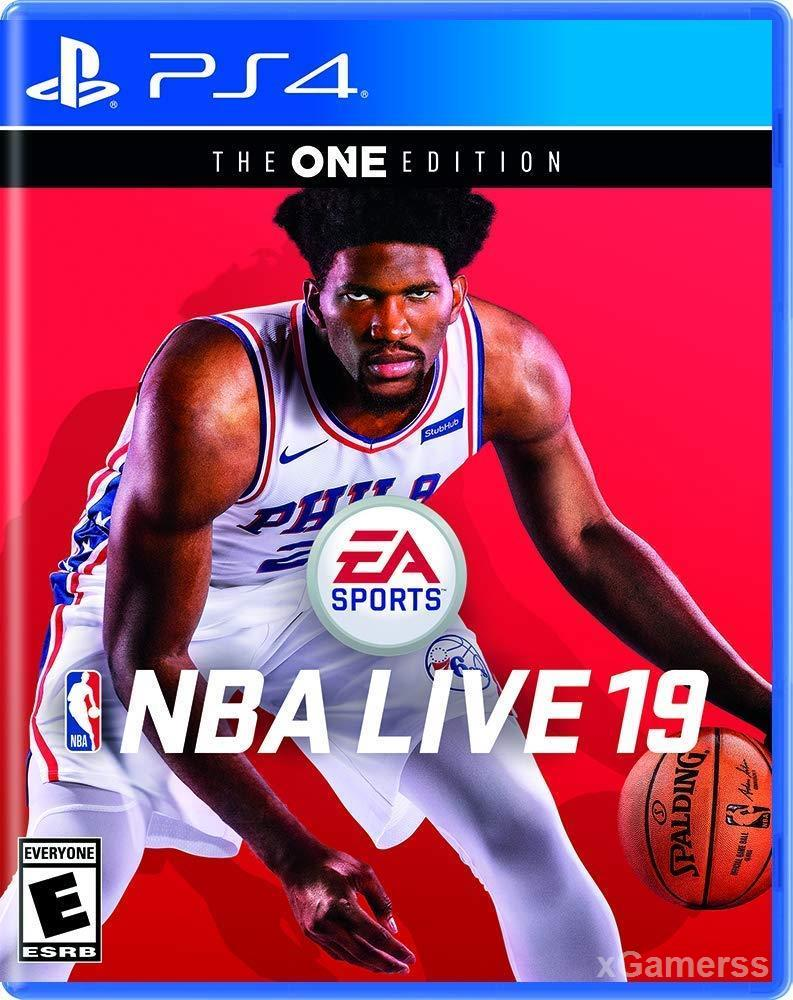 NBA Live 19 PS4 - one of the best basketball simulators