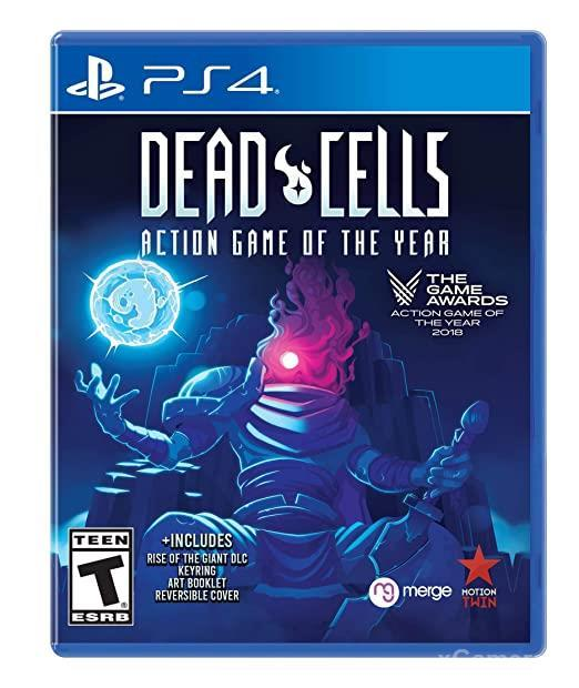 Dead Cells -  a game in which the main character is a prisoner