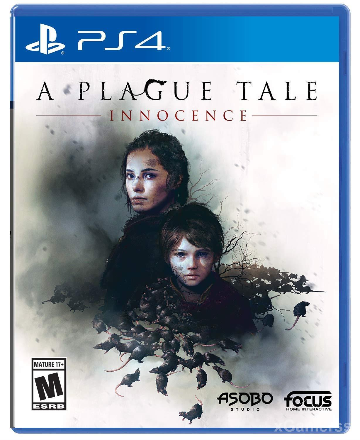 A Plague Tale: Innocence - game is set in the 14th century France. great adventure with a very moving story