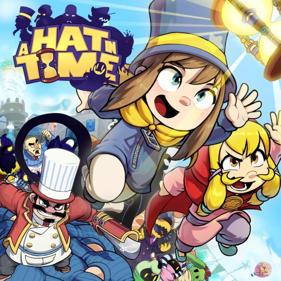 A Hat in Time - retro-style platform games like Super Mario 64