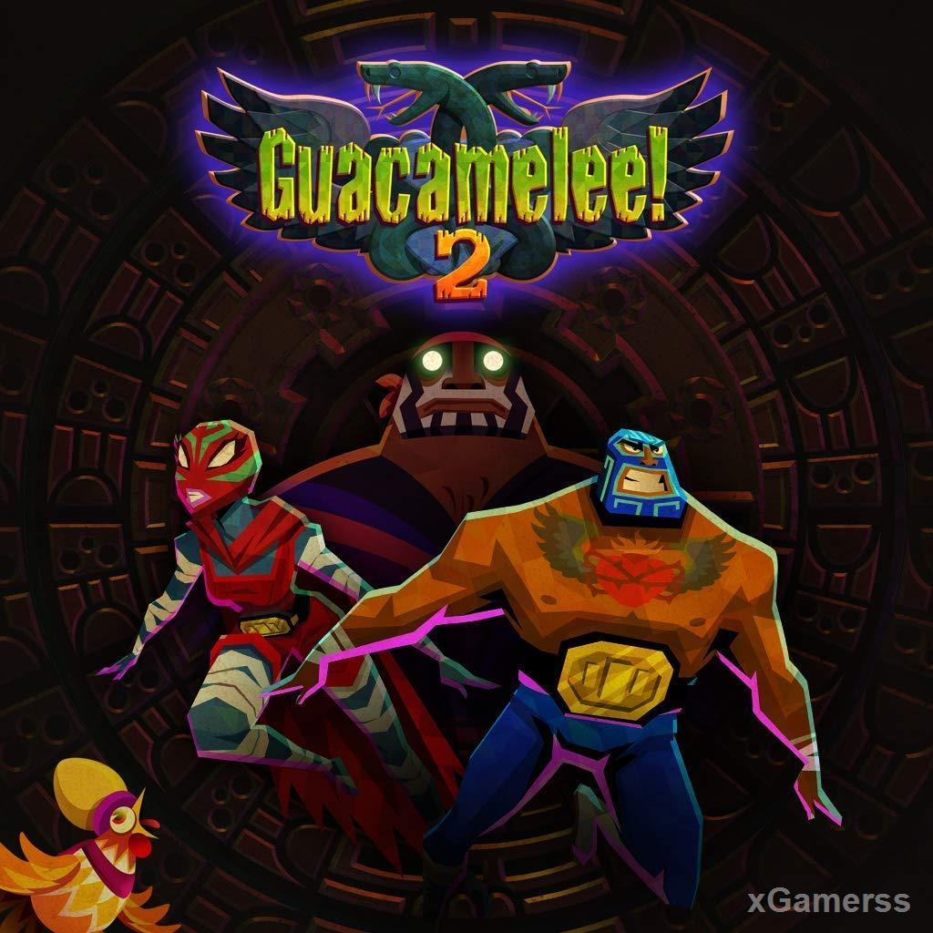 Guacamelee! 2 - you will play the role of the wrestler Juan Aguacate
