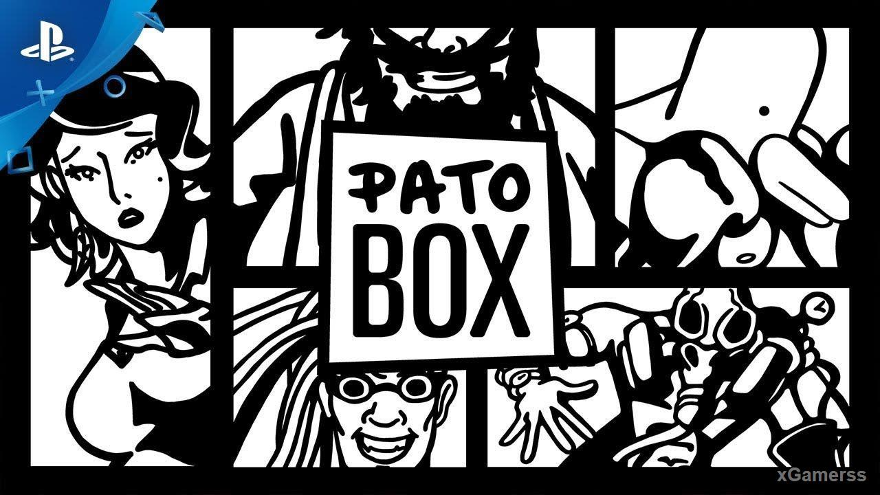 Pato Box - one of the Best PS4 Boxing Game