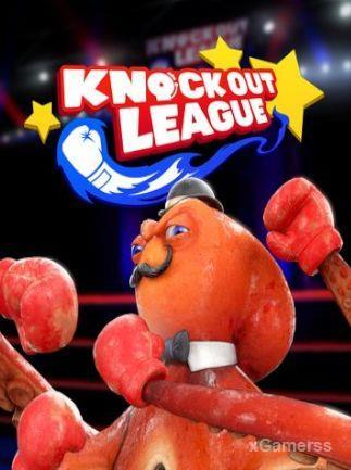 Knockout League - It is an arcade style game created from the ground up for virtual reality