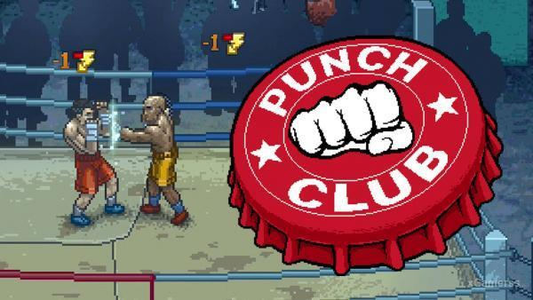 Punch Club - exciting story about fighter