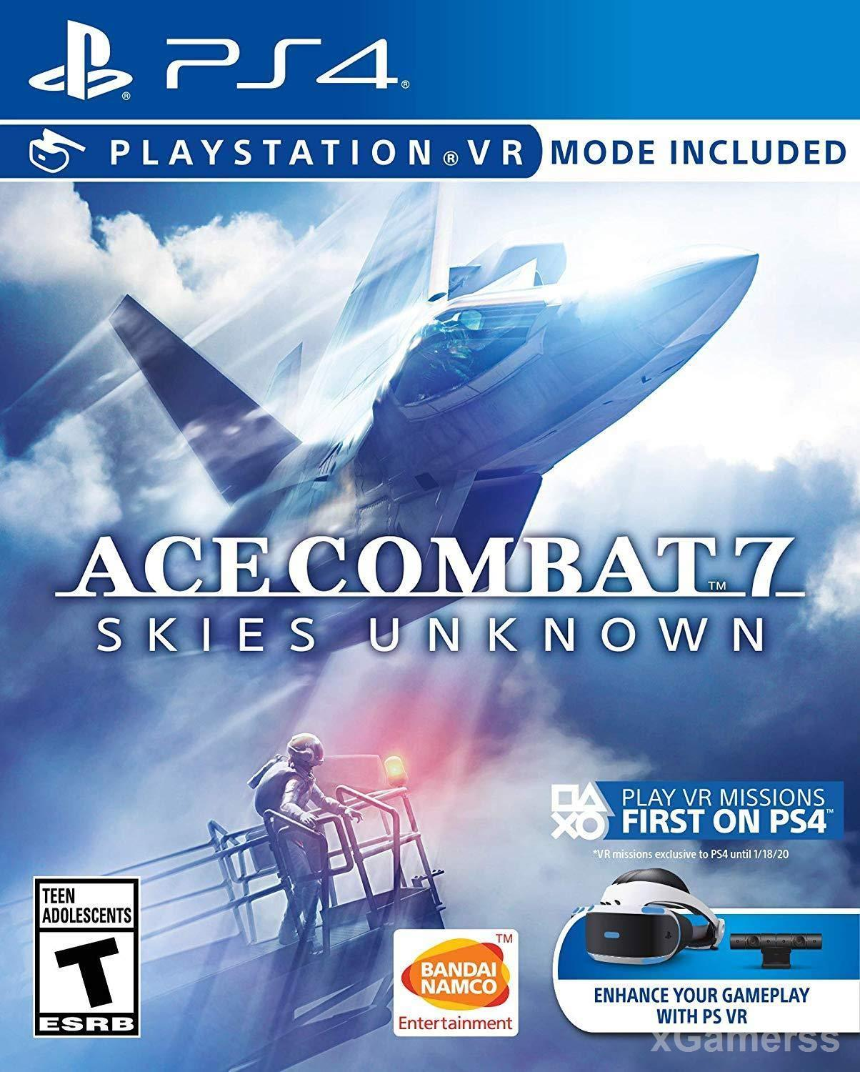 Ace Combat 7: Skies Unkonwn