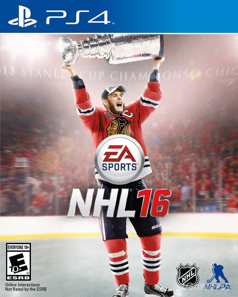 NHL 16 - one of the Best Hockey Games for PS4