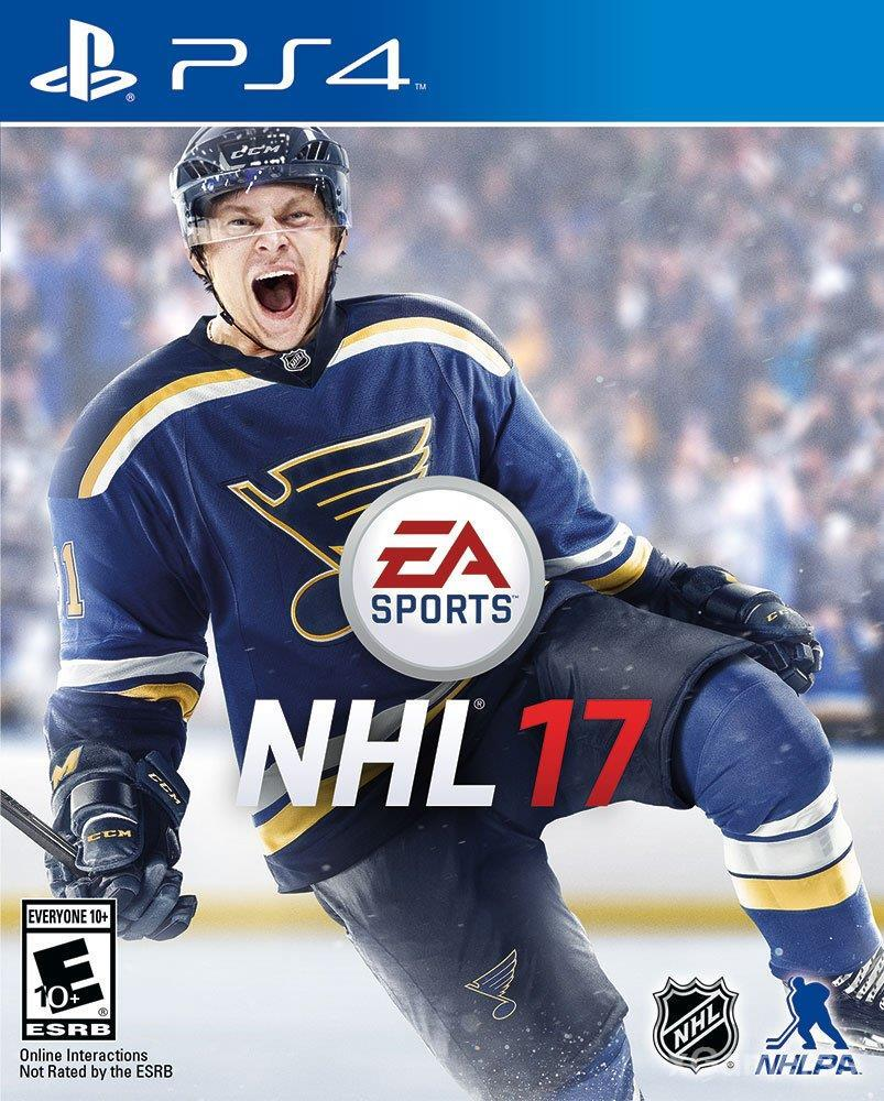 NHL 17 - one of the Best Hockey Games for PS4