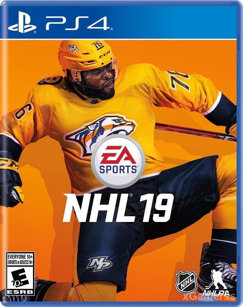 NHL 19 - one of the Best Hockey Games for PS4