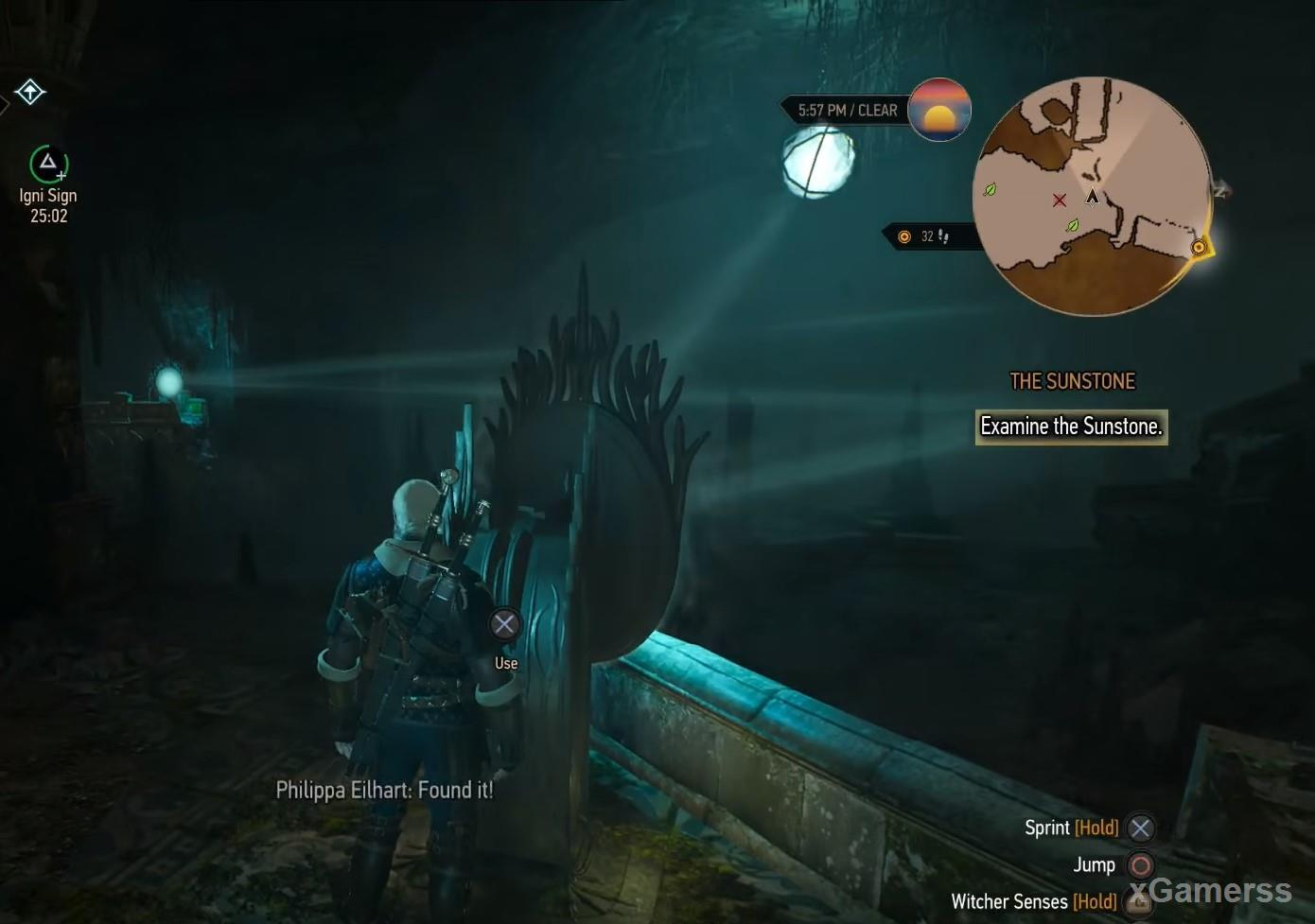 The Witcher 3 Quest The Sunstone Xgamerss