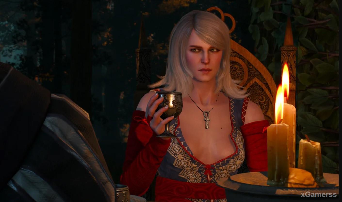 In Velen, we are only interested in one possible ally – the inimitable Keira Metz.