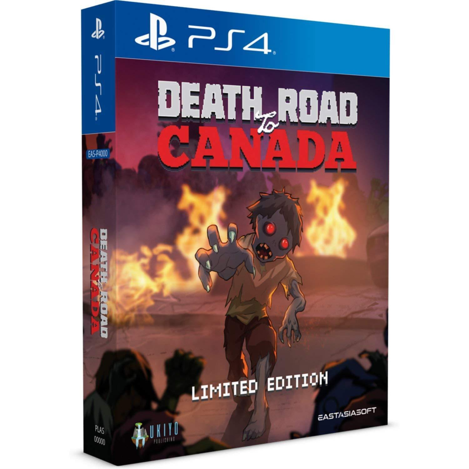 Death Road to Canada - an exciting zombie game