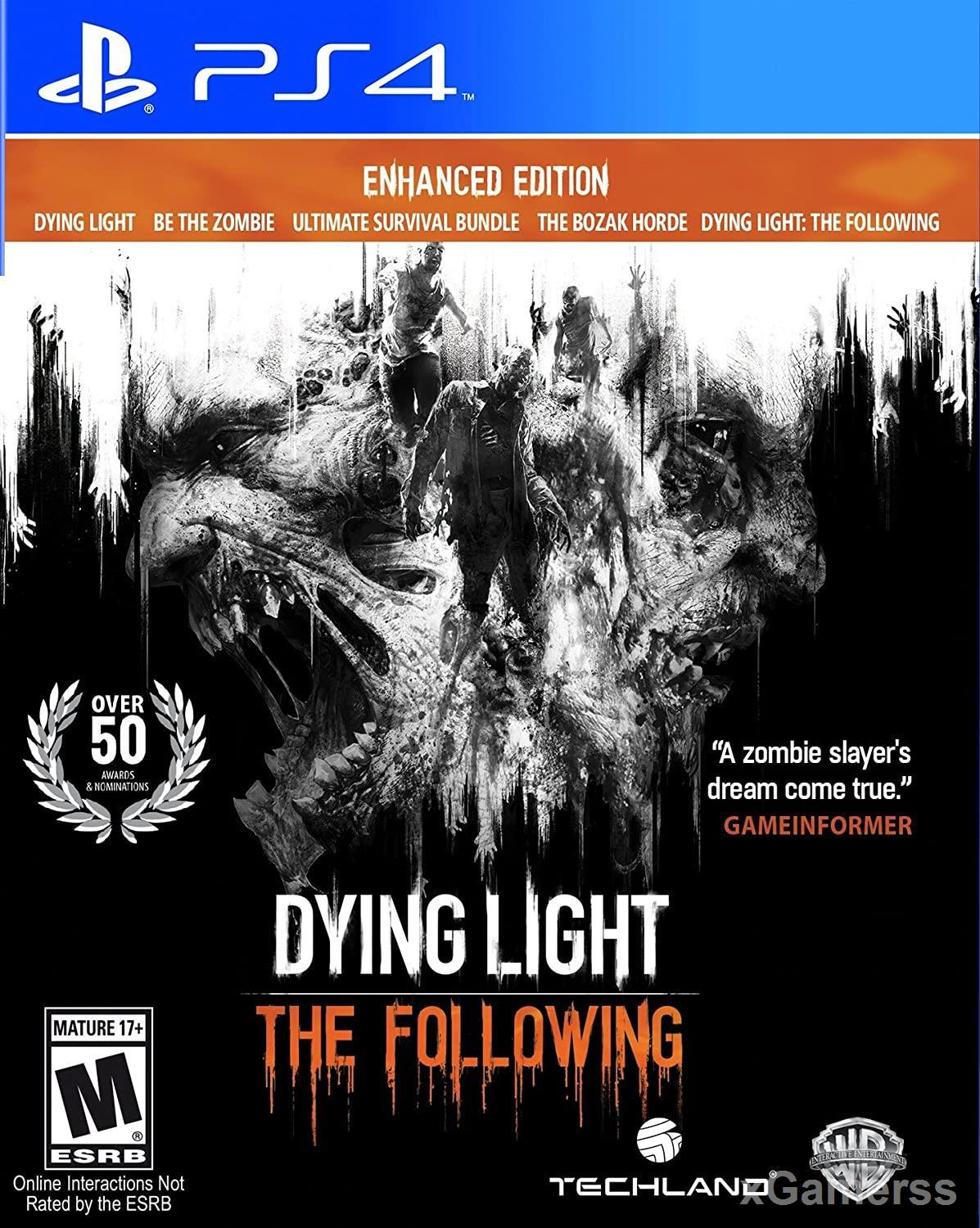 Dying Light: The Following - You will fall in love with the graphics and dynamics offered by the game