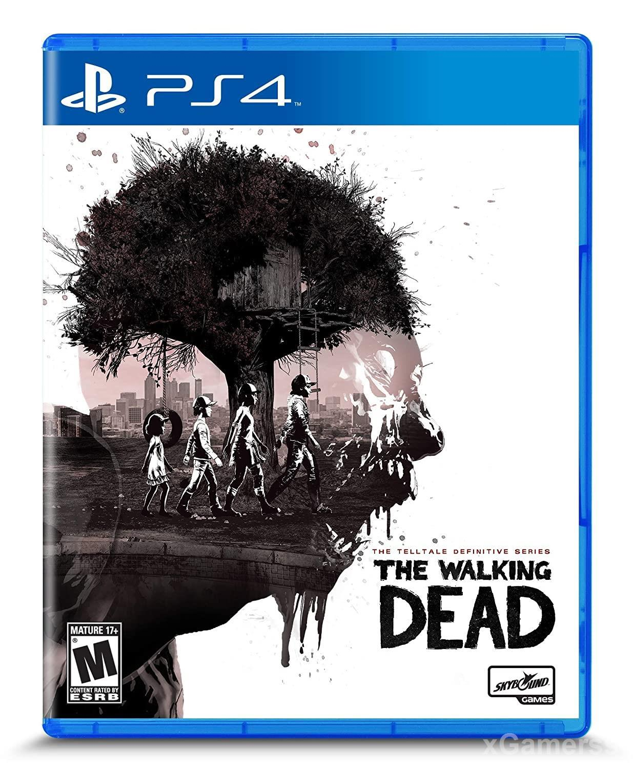 Telltale s The Walking Dead - is among the best zombie games to get launched into the gaming world