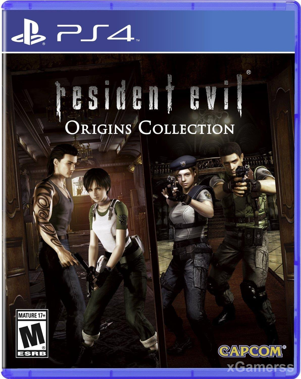 Resident Evil HD Remaster - can deliver a shivering experience to you from start to the finish