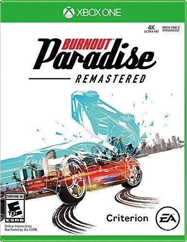 Burnout Paradise Remastered - for Xbox