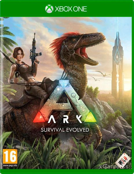 Ark: Survival Evolved as a Minecraft killer game
