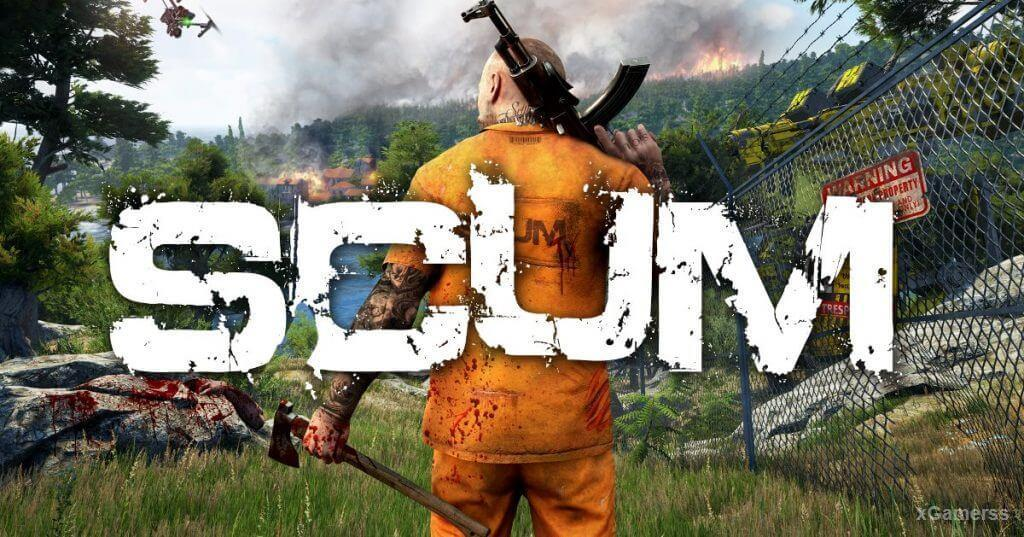 SCUM is a great option for all who are looking forward games like The Forest