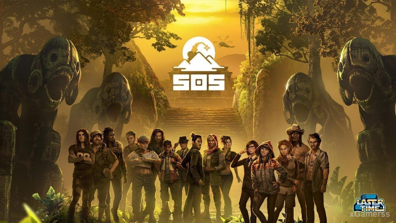S.O.S - is a perfect example for a social survival game