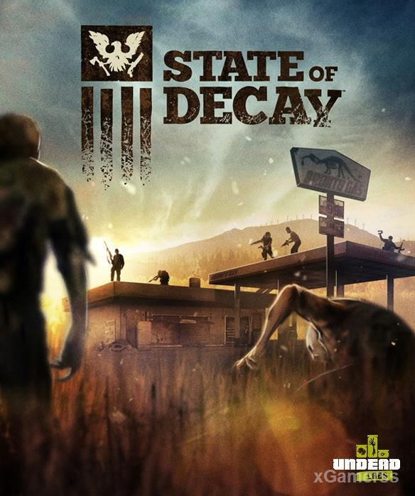 State of Decay is one of survival game