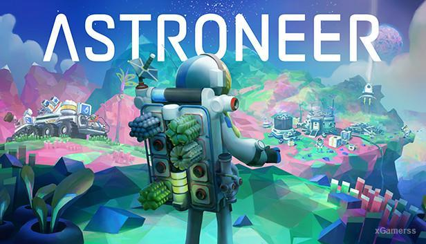 Astroneer - you will be taken to the outer space in order to take part in the missions
