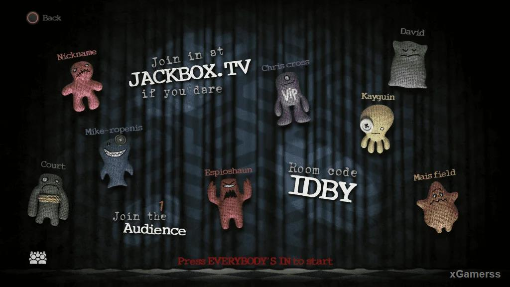 Trivia Murder Party is quite a unique and thrilling Jackbox party pack game