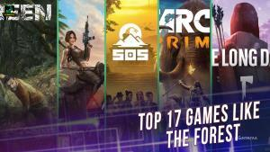 TOP 17 Games like The Forest