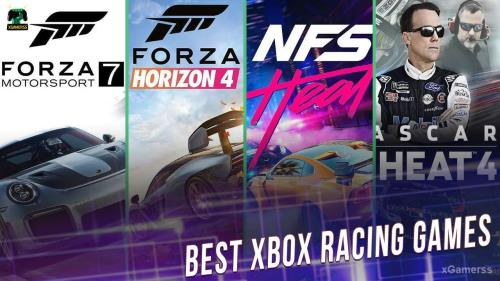 Top 7 - Best Xbox Racing Games to Play in 2020 | xGamerss