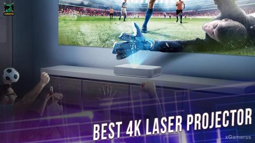 Top 7 Best 4k Laser Projector | Buying Guide | xGamerss