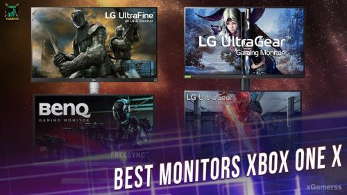 Best Monitors Xbox One X - 2020 | Buying Guide | xGamerss