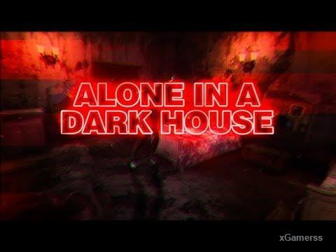 Roblox - Alone in a Dark House