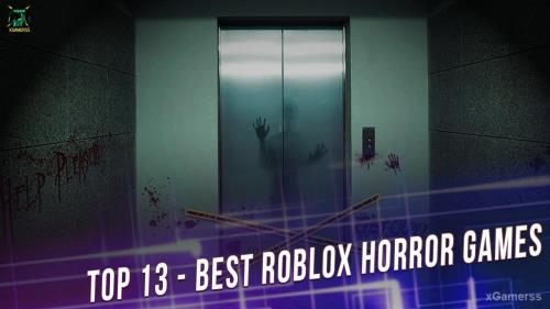 Top 14 - Best Roblox Horror Games