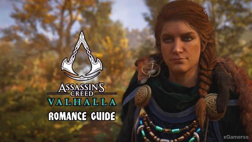 Assassin's Creed Valhalla romance Guide | How to start a romance?