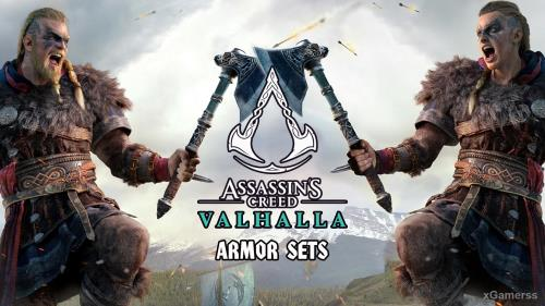 Assassin's Creed Valhalla: Armor Sets | Raven Clan Armor | Magister