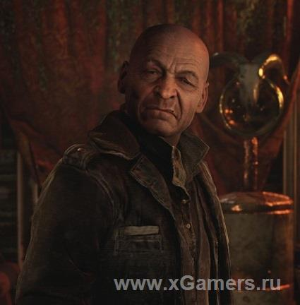 Baron in the game: Metro Exodus