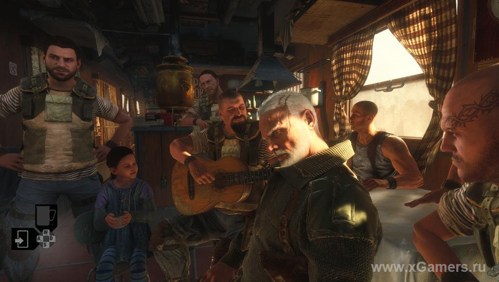 Metro Exodus - songs in the car, the history of fellow travelers