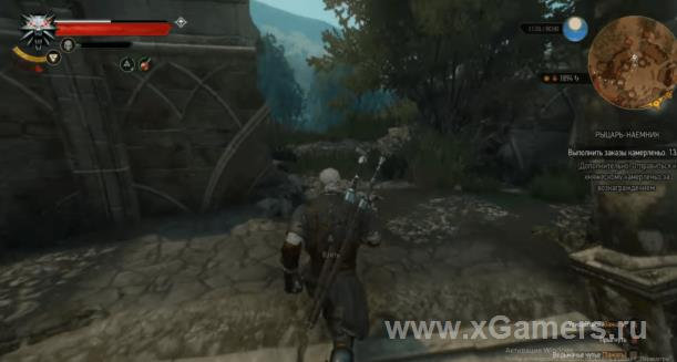 Video walkthrough: Ghoul in the Amphitheater The Witcher 3