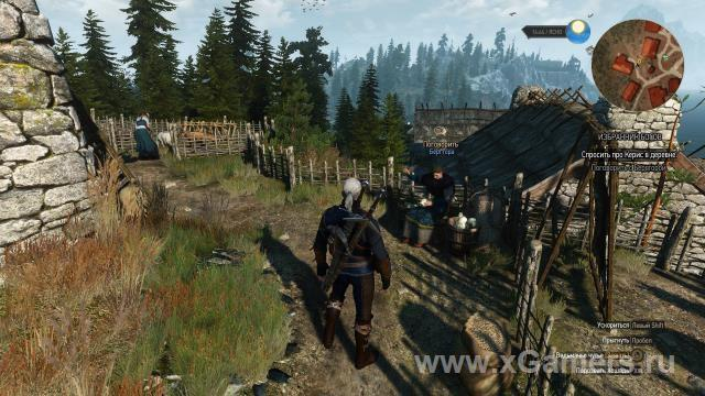 "Video ""How to help Keris uncover the secret of Udalric`s Madness"" The Witcher 3: Wild Hunt Walkthrough [1080p HD]"