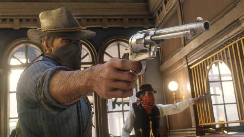 Rdr 2 Robberies: Bank, Shop, Train, Stagecoach, Pharmacy, Home