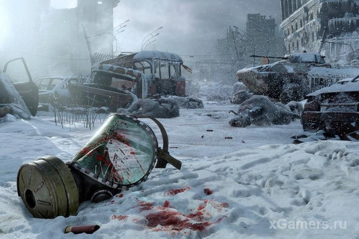 Additions to the game Metro Exodus
