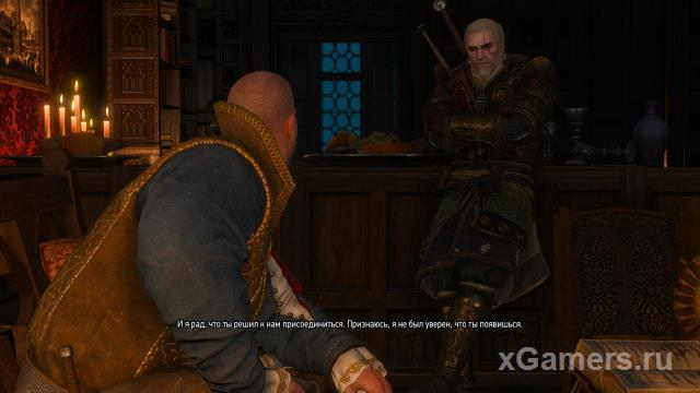 A Deadly Plot - The Witcher 3 | Walkthrough | Choices and consequences